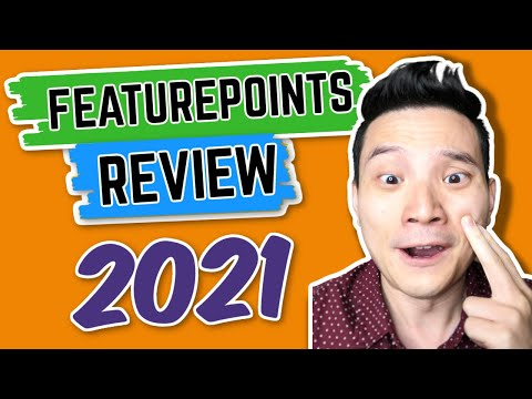 Featurepoints Review 2021 (Earn free money by download app)
