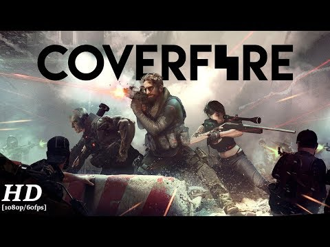 Cover Fire Android Gameplay [1080p/60fps]