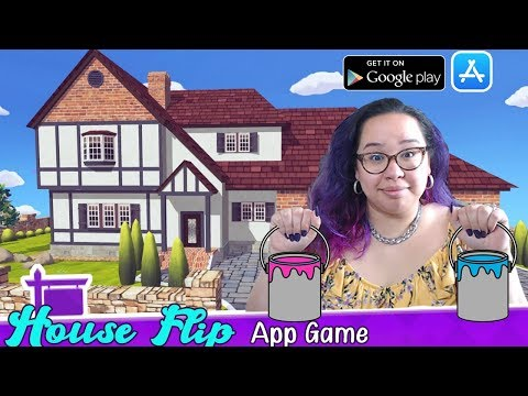 House Flip APP GAME! | Android & Apple