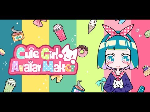 video review of Cute Girl Avatar Maker