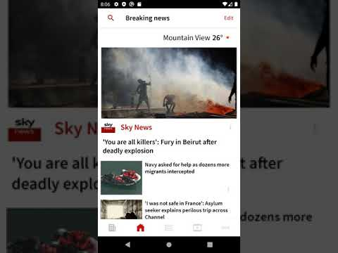 video review of UK News