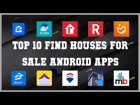 Top 10 Find Houses for Sale Android App | Review