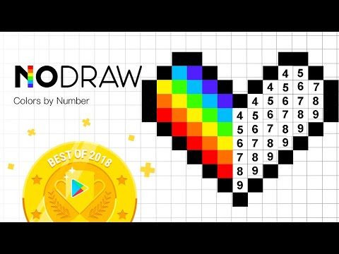 video review of Color by Number - No.Draw