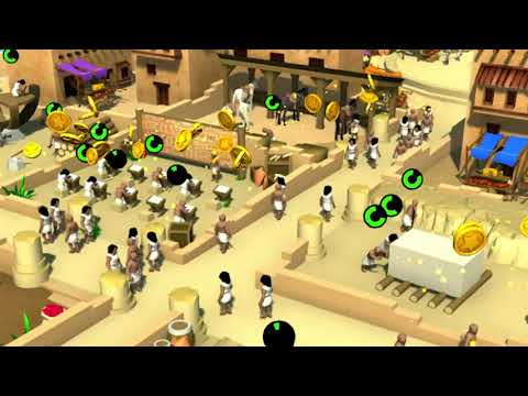 video review of Idle Egypt Tycoon