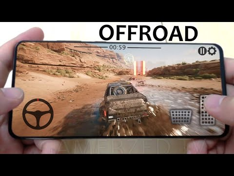 TOP 10 BEST OFFROAD GAMES FOR ANDROID & IOS IN 2021 | OFFLINE & ONLINE | CONSOLE QUALITY GAMES