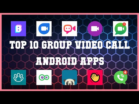 Top 10 Group Video Call Android App | Review