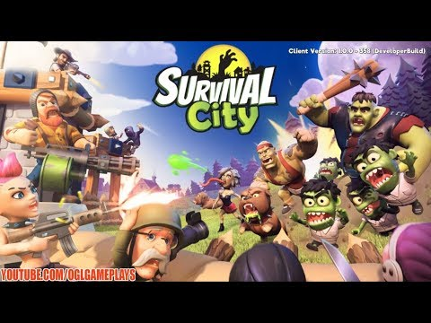Survival City Android / iOS Gameplay (by PlayStack)