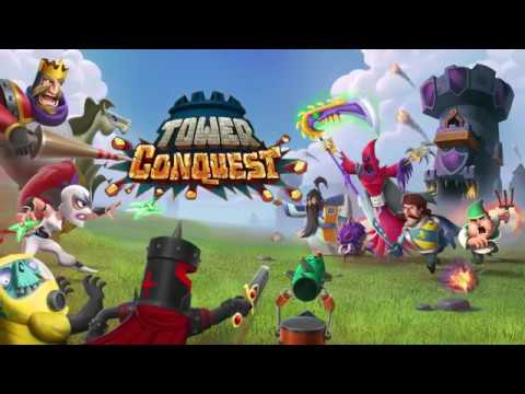 video review of Tower Conquest