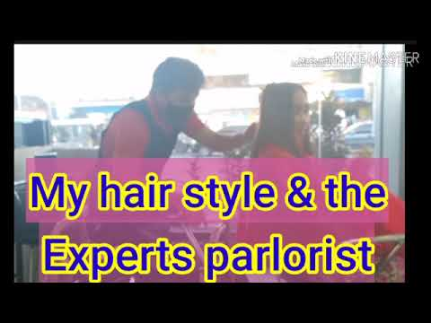 My hair style & the experts parlorist
