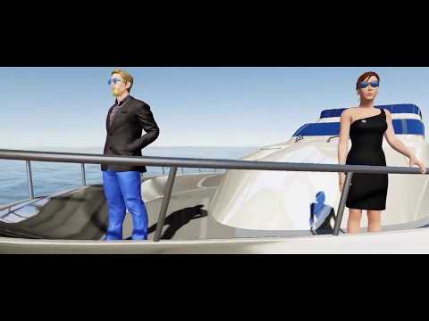 video review of Billionaire Dad Luxury Life Virtual Family Games