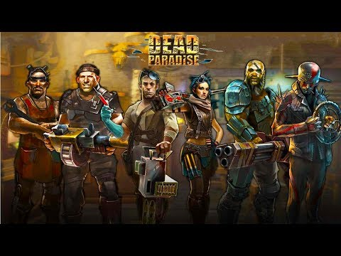 Dead Paradise by HeroCraft  Android Gameplay ᴴᴰ