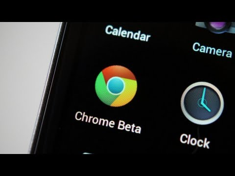 Chrome Beta for Android!