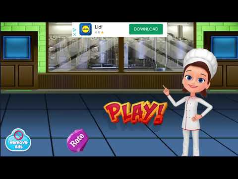 Cake Pizza Factory Tycoon: Kitchen Cooking Game - My first few minutes in game