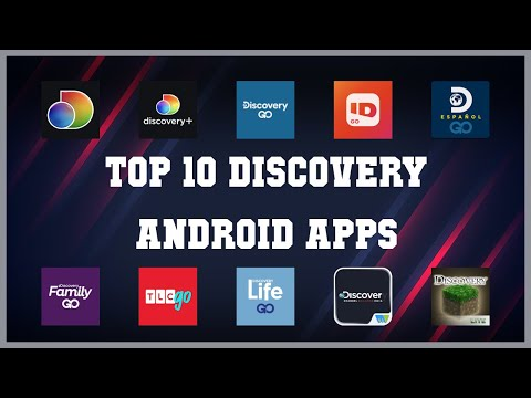 Top 10 discovery Android App | Review