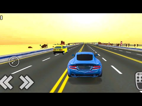 Highway Police Car Racing & Ambulance Rescue - Android Gameplay FHD