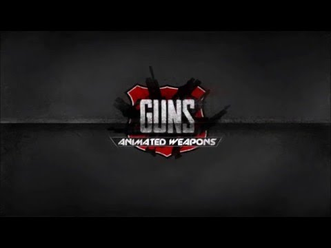 Guns - Animated Weapons by Pawelz.Apps