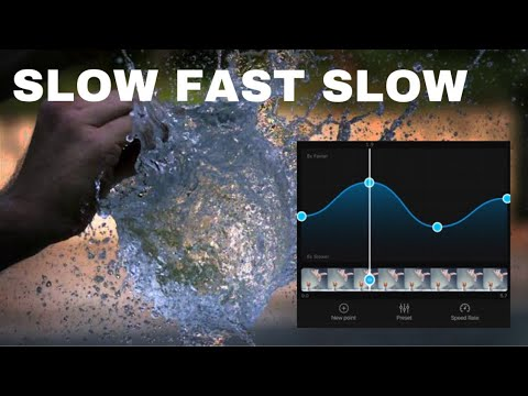HOW TO MAKE SLOW FAST SLOW MOTION VIDEO FOR TIKTOK