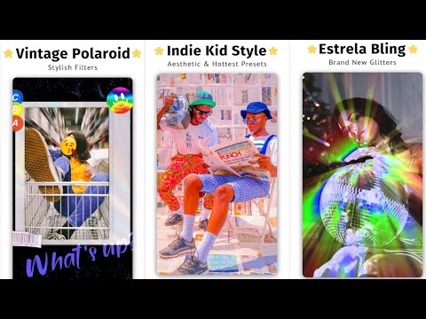 Indie-Aesthetic 3d Video Effect Editor for TikTok Android 2021