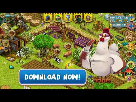 Ingame Video 2 My Little Farmies Mobile