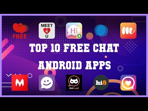 Top 10 Free Chat Android App | Review