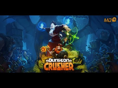 Dungeon Crusher: AFK Heroes  - Gameplay IOS & Android