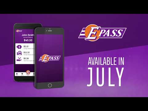 Introducing the New E-PASS App