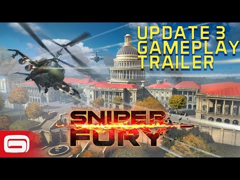 video review of Sniper Fury