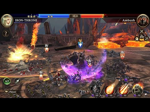 Iron Throne: The Firstborn (Android) Gameplay First Look