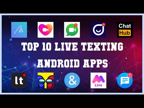 Top 10 Live Texting Android App   Review