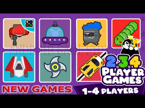 NEW 2 3 4 Player Mini Games Android Gameplay New Episodes