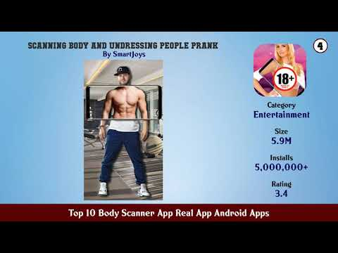 Top 10 Body Scanner App Real App Android Apps