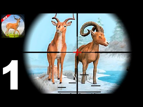 Deer Hunter Wild Animal Adventure Hunting Games - Android Gameplay