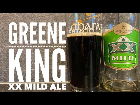 Greene King XX Mild Ale Review