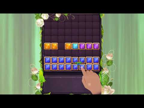 video review of Block Puzzle Jewel