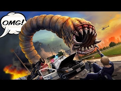 Death Worm Free Android Gameplay