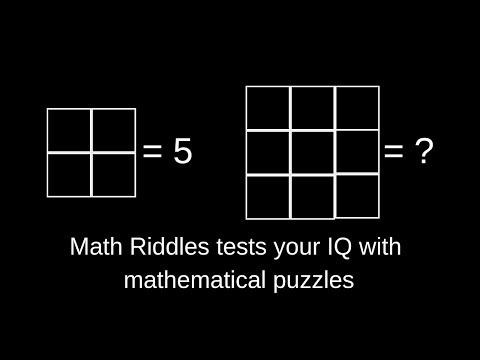 Math | Riddles and Puzzles Math Game for Android or IOS