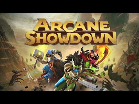 video review of Arcane Showdown