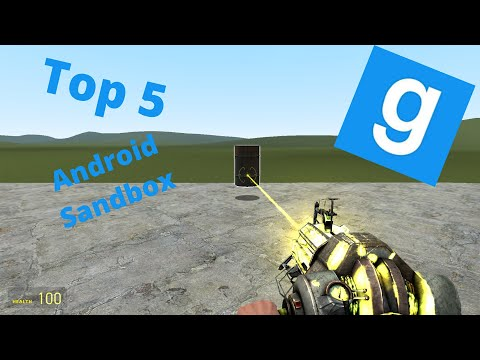 Top 5 Sandbox Games for ANDROID (Free, 2020)