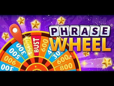Phrase Wheel for iOS and Android