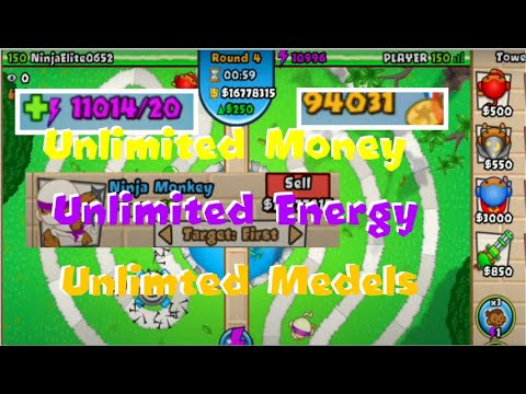 Bloons td battles Cheat!!!!! Actually works