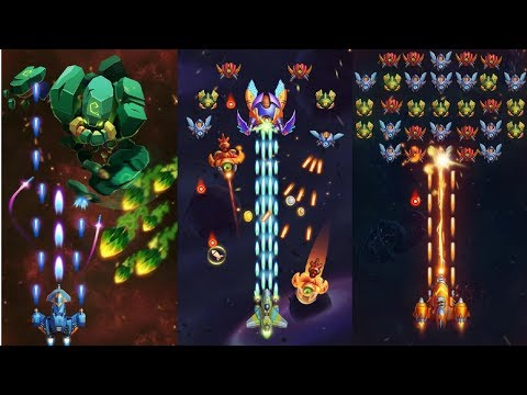 Galaxy Invaders: Alien Shooter Android Gameplay