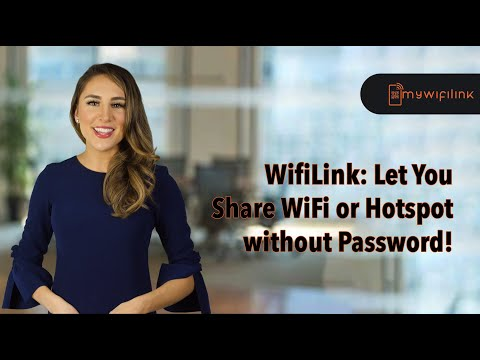 video review of WifiLink: Share WiFi