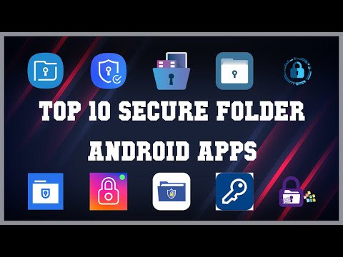 Top 10 Secure Folder Android App | Review