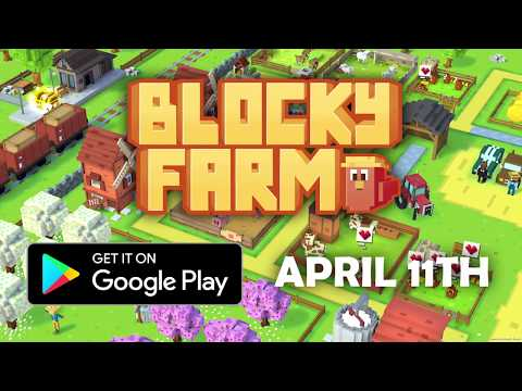 video review of Blocky Farm