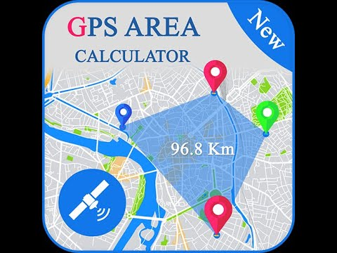 GPS Area Calculator Tutorial (Android APP)