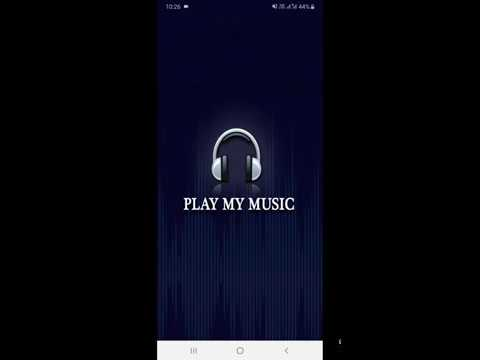 Play my music Android Application