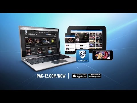 Download the Pac-12 Now app today!