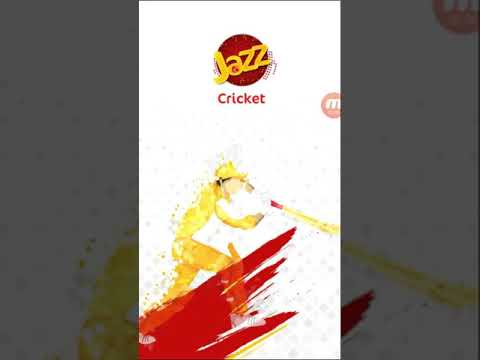 Live PSL Streaming Through Jazz Cricket App On Android Mobile