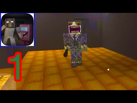 Blocky Granny Mod Chapter gameplay walkthrough part-1 (iOS/Android)