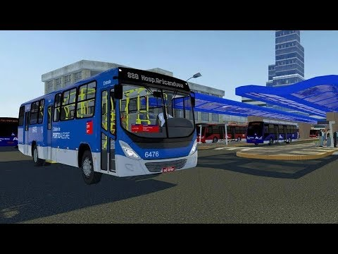 Proton Bus Lite - Android Gameplay FHD